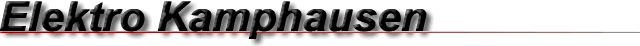 Elektro Kamphausen Logo